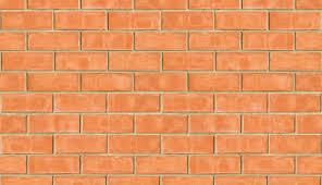Cavity wall brick pattern