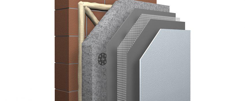 external-wall-insulation cross section